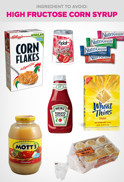High Fructose Corn Syrup Products List Foods (HFCS)   My Son ...